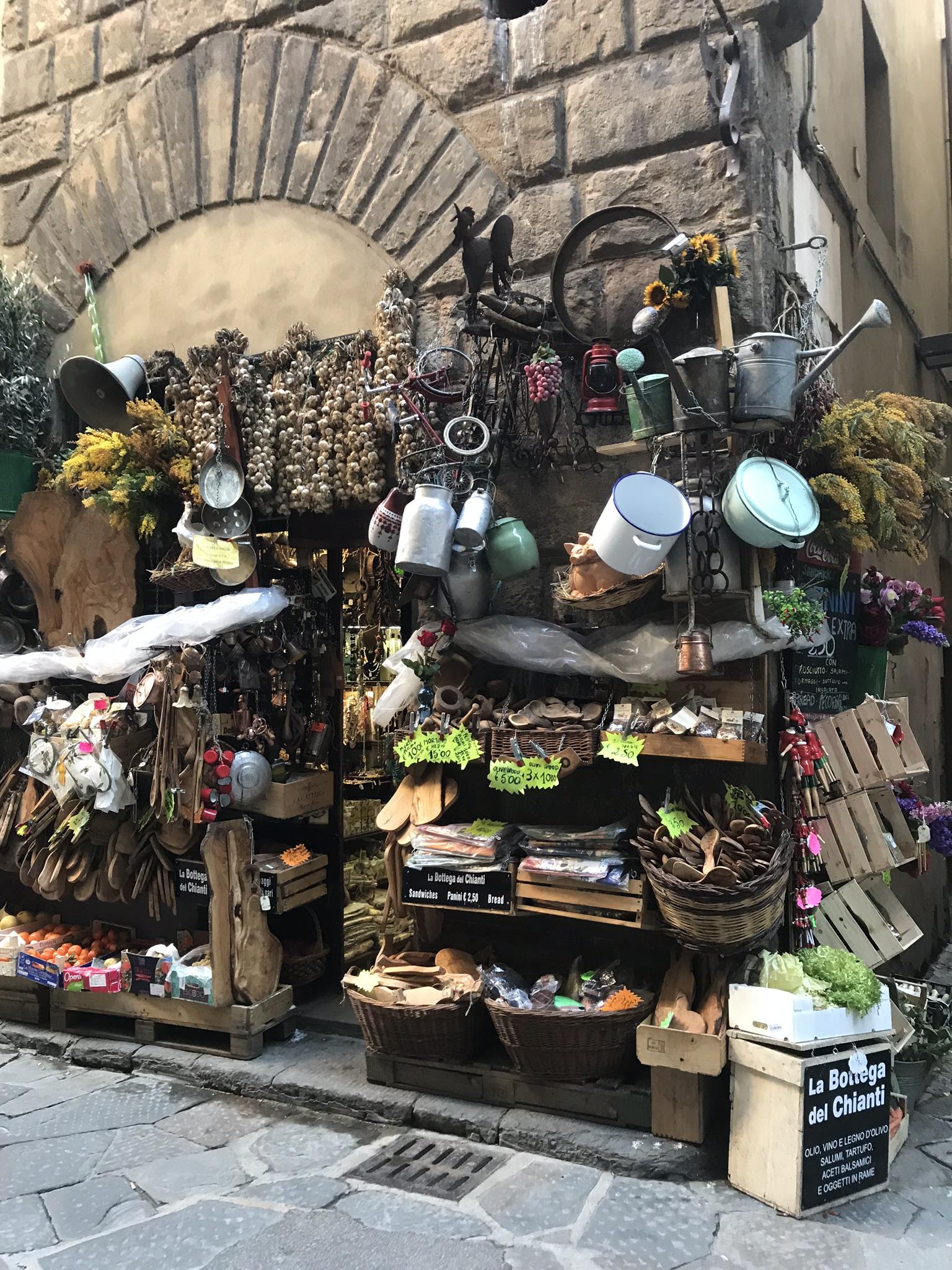 Week one in Firenze